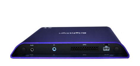 BrightSign XT243  True 4K, Dual Video Decoder XT243