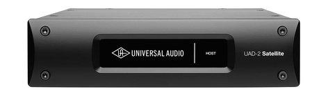 Universal Audio UAD-2 Satellite USB - QUAD Custom UAD-2 DSP Accelerator with Plug-In Bundle UAD2-SAT-USB-QUAD-CS