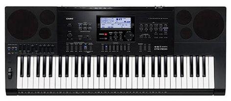 Casio CTK7200 CTK-7200 CTK7200