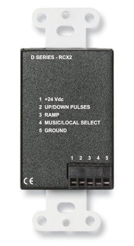 RDL D-RCX2  Room Control for RCX-5C Room Combiner  D-RCX2