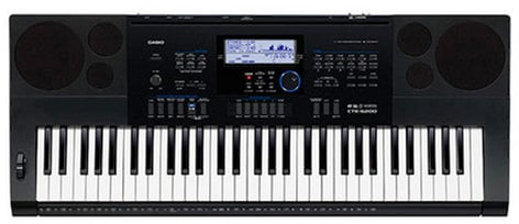 Casio CTK6200 CTK-6200 CTK6200