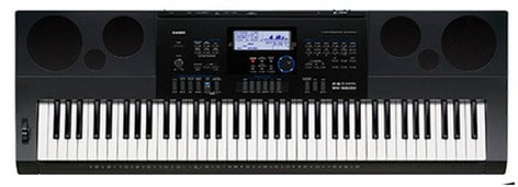 Casio WK-6600 76-Key Full-Size Synthesizer WK6600