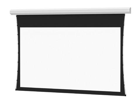"""Da-Lite 97980 92"""" x 164"""" Tensioned Large Cosmopolitan Electrol Da-Mat Screen 97980"""