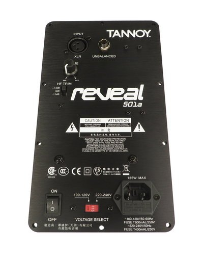 Tannoy 7900 1244 Amp Assembly for Reveal 501A 7900 1244