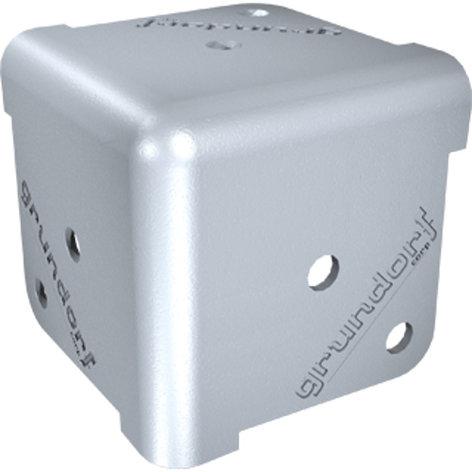 Grundorf Corp 32-011  Replacement Large Square Zinc Corner 32-011