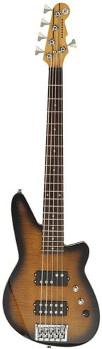 Reverend Guitars Mercalli 5 FM 5-String Electric Bass MERCALLI5FM