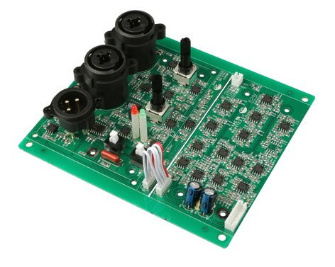 Alto Professional HK17678  Preamp PCB Assembly for TS212 HK17678