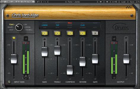Waves CLA Drums [DOWNLOAD] Multi-Effect Drum Plugin CLDRSG