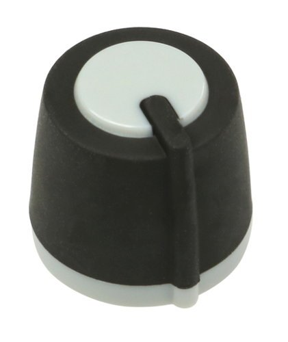 Mackie 2036900-01 Grey Volume Knob for SRM-650 and Thump 15A 2036900-01