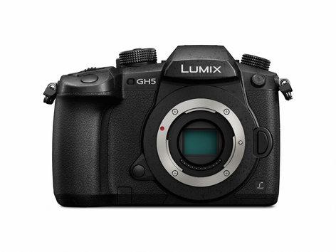 Panasonic LUMIX GH5 4K Mirrorless Micro Four Thirds Digital Camera (Body Only) GH5-BODY