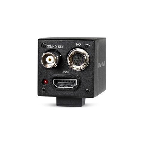 Marshall Electronics CV505-M Mini POV Non-Broadcast Video Camera with Stereo TRS Audio Input CV505-M