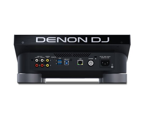 Denon SC5000 Prime Professional DJ Performance Player with 7 Inch Multi-Touch Display SC5000-PRIME
