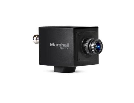 Marshall Electronics CV565-MGB Mini Genlock Broadcast Camera with SDI and HDMI CV565-MGB