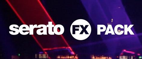 Serato Serato FX Pack [DOWNLOAD] Collection of 45+ Single & Multi-FX SERATO-FX-KIT