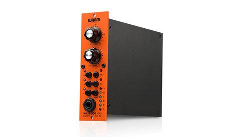 Warm Audio WA12-500 MKII 500 Series Discreet Mic Preamp with DI WA12-500-MKII