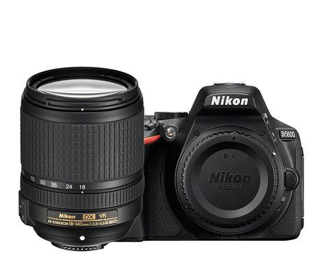 Nikon 1577-NIKON D5600 Camera with 18-140mm VR Lens 1577-NIKON
