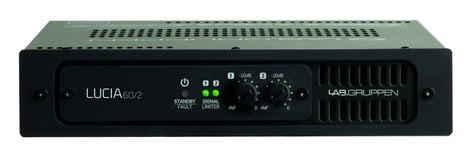 Lab Gruppen LUCIA-60/2  Power amplifier, 2x30  LUCIA-60/2