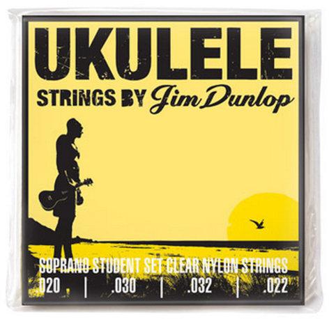 Dunlop Manufacturing DUY201 Soprano Student Ukulele Strings DUY201