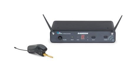 Samson SWC88AG8-K AirLine 88 Guitar UHF Instrument Wireless System, K Band Model SWC88AG8-K