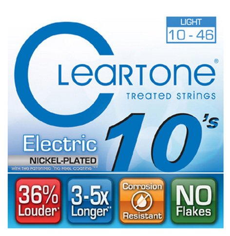 Cleartone Guitar Strings 9410 Light Electric Guitar Strings 9410-CLEARTONE