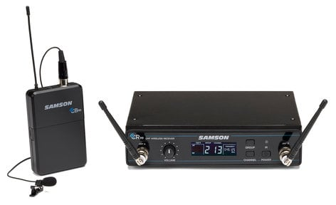 Samson SWC99BLM10-K Concert 99 Presentation Concert 99 Wireless Presentation System, K Band Model 470 - 494 MHz SWC99BLM10-K