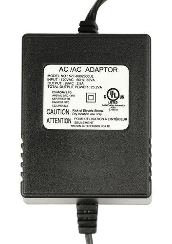 Alesis TF66053101UL Power Supply for IDJ TF66053101UL