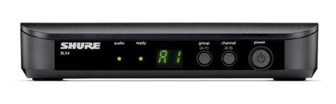 Shure BLX4-H9 Single Channel Receiver (512 - 542 MHz) BLX4-H9