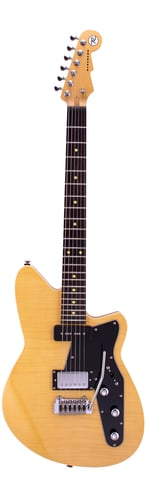 Reverend Guitars Double Agent Solid Body Electric Guitar DAW