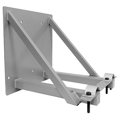 Global Truss DT-WM34 Truss Wall Mount in White for F33 and F34 Trussing DT-WM34-WHT