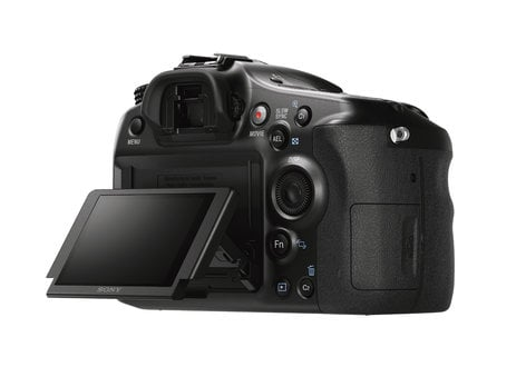 Sony a68 24.2MP A-Mount Camera Body with APS-C Sensor ILCA-68