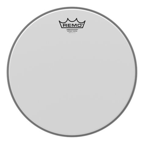 "Remo VE-0114-00 14"" Drum Head Vintage Ambassador Batter VE-0114-00"