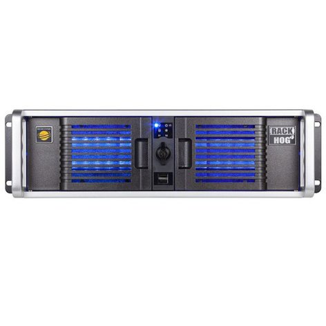 High End Systems RACK HOG 4 Lighting Control Console with No Output Limit RACK-HOG-4
