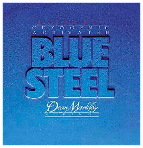 Dean Markley 2552 Light Blue Steel Electric Guitar Strings 2552