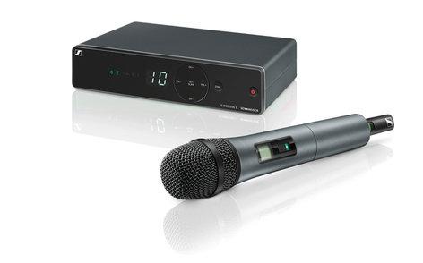 Sennheiser XSW1-825 Wireless Handheld Microphone System, A-Frequency Range 548 - 572 MHz XSW1-825-A