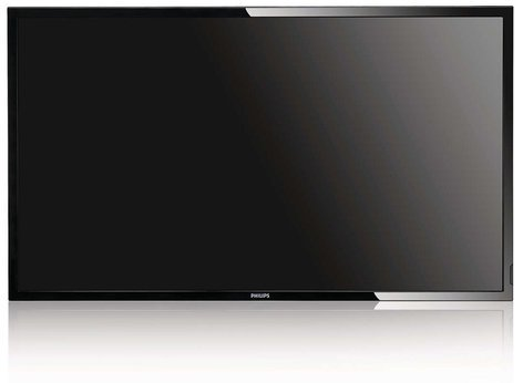 "Philips Commercial BDL4330QL 00 43"" Direct LED Backlight Full HD Q-Line Display BDL4330QL"