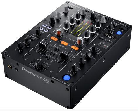 Pioneer DJM-450 2-Channel Mixer DJM-450