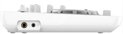 Pioneer DDJ-WEGO4-W  Portable DJ Controller - iOS Compatible, White DDJ-WEGO4-W