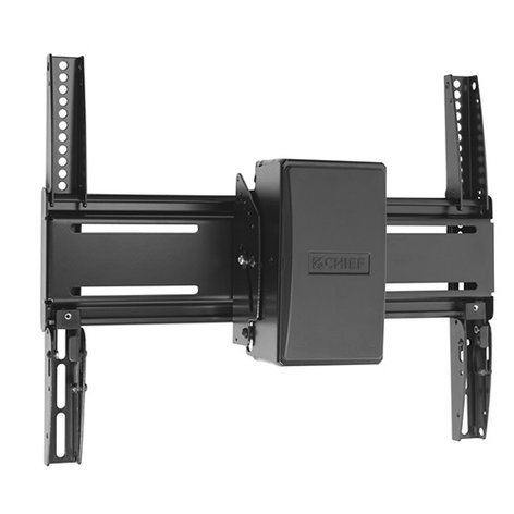 Chief Manufacturing RMC1  Medium FIT Single Ceiling Mount RMC1