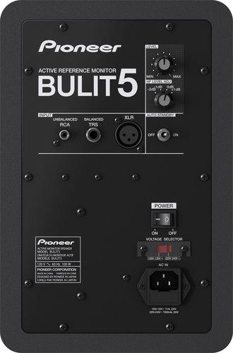 "Pioneer BULIT8 8"" Active Reference Studio Monitor BULIT8"