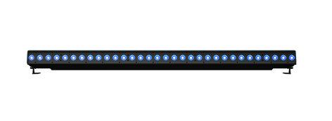 ETC/Elec Theatre Controls ColorSource Linear 4 Deep Blue 2 Meter RGB-L LED Batten Luminaire with Deep Blue Emitters & Bare-End Power Lead CSLINEAR4DB-x