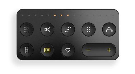 ROLI BLOCK-LIVE-CONTROL Live Block Live Controller for Lightpad Block BLOCK-LIVE-CONTROL