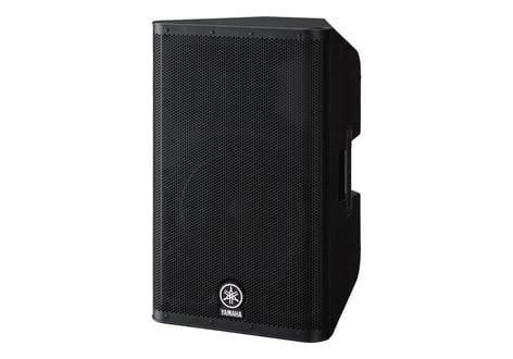 "Yamaha DXR12 12"" 2-Way Active Loudspeaker DXR12-CA"
