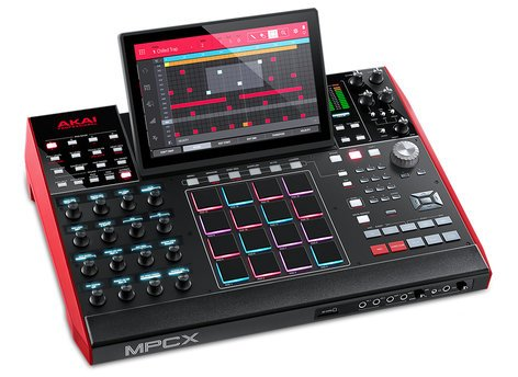 AKAI MPC X Standalone Sampler and Sequencer MPC-X