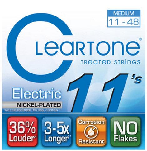 Cleartone Guitar Strings 9411 Medium Electric Guitar Strings 9411-CLEARTONE