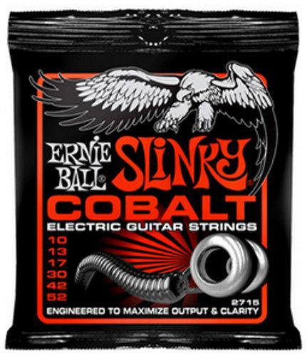 Ernie Ball P02715 Skinny Top/Heavy Bottom Cobalt Slinky Electric Guitar Strings P02715