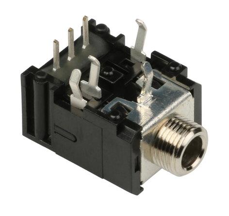 Sony 179452512  Mic Jack for PMW-F5 179452512