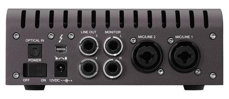 Universal Audio Apollo Twin MkII Solo Desktop 2x6 Thunderbolt Audio Interface with Realtime UAD-2 Solo Processing APOLLO-TWIN-SOLO-II