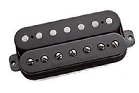 Seymour Duncan 11102-97-B Sentient Neck Pickup for 7/8-String Guitars with Uncovered Coils, Passive Mount 11102-97-B