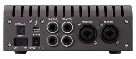 Universal Audio APOLLO-TWIN-QUAD-II Apollo Twin MkII Quad Desktop 2x6 Thunderbolt Audio Interface with Realtime UAD-2 Quad Processing APOLLO-TWIN-QUAD-II