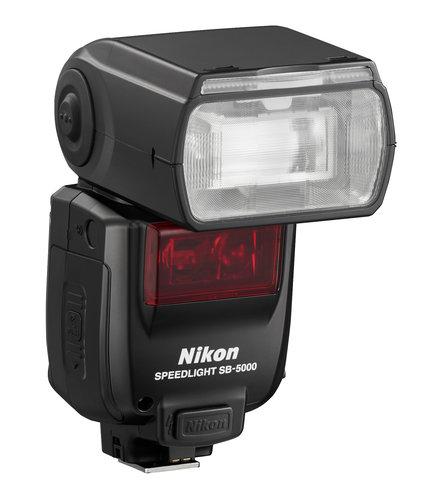 Nikon SB-5000 AF Speedlight Radio Controlled DSLR Flash 4815
